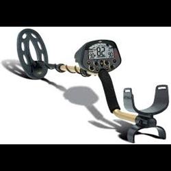 FISHER VISUAL & AUDIO METAL DETECTOR ( P/N F5 ) ( FREE SHIPPING)