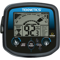 """TEKNETICS OMEGA with 10"""" COIL ( P/N OMEGA ) ( FREE SHIPPING)"""