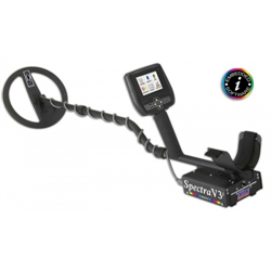 WHITE'S SPECTRA V3i METAL DETECTOR ( P/N 800-0329) ( FREE SHIPPING)