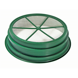 "20M GREEN Classifying Pan: Mesh Size - 1/20""   0.35mm ( P/N CP1/20M)"